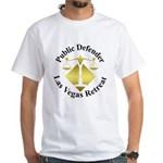 Pub Def Retreat White T-Shirt