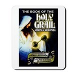 Book of the Holy Grail Mousepad