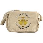 Pub Def Retreat Messenger Bag