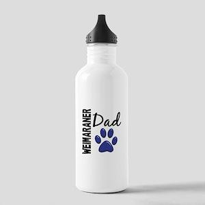 Weimaraner Dad 2 Stainless Water Bottle 1.0L