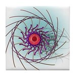 Eye of Chaos Tile Coaster