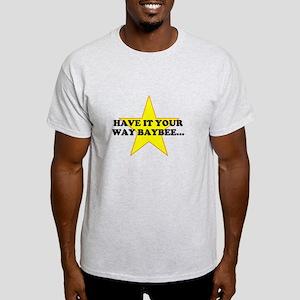 Troy McClure Light T-Shirt