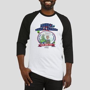 """Alien Amnesty"" Baseball Jersey"