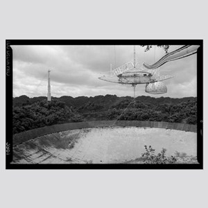 Arecibo Observatory Poster