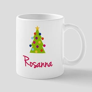 Christmas Tree Rosanna Mug