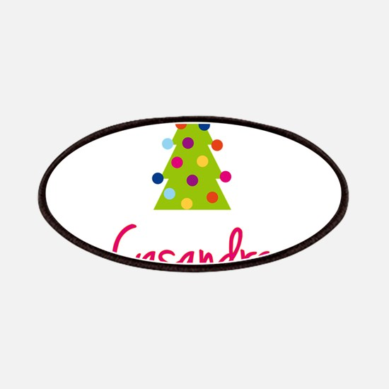 Christmas Tree Casandra Patches