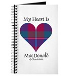 Heart - MacDonald of Glenaladale Journal