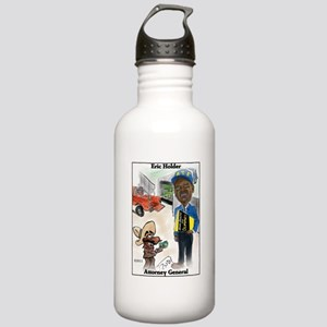 """""""Fast and Furious 2"""" Stainless Water Bottle 1.0L"""