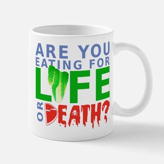 Life or Death Mug