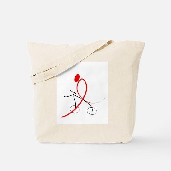 Unique Aids Tote Bag
