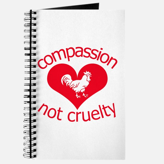 Compassion not cruelty Journal