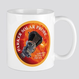 Parker Solar Probe 11 Oz Ceramic Mug Mugs
