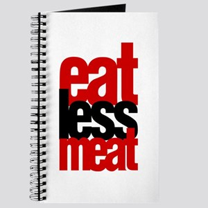 Eat Less Meat Journal