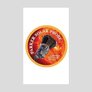Parker Solar Probe Sticker (Rectangle)