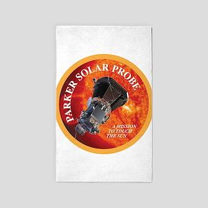 Parker Solar Probe Area Rug