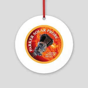 Parker Solar Probe Round Ornament