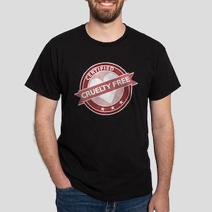 Certified Cruelty Free Dark T-Shirt