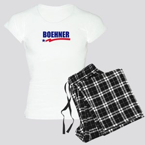 John Boehner Women's Light Pajamas