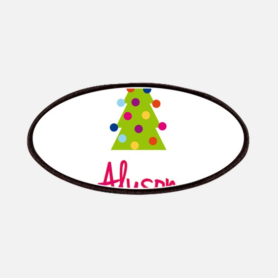 Christmas Tree Alyson Patches