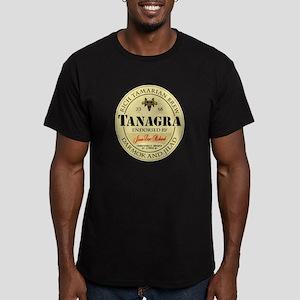STAR TREK: Tanagra Men's Fitted T-Shirt (dark)