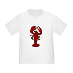 Lobster Toddler T-Shirt