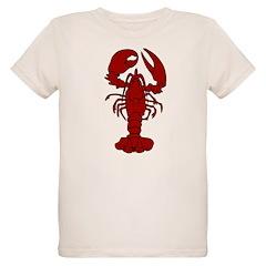 Lobster Organic Kids T-Shirt