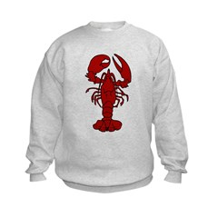 Lobster Kids Sweatshirt