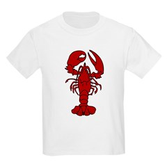 Lobster Kids Light T-Shirt