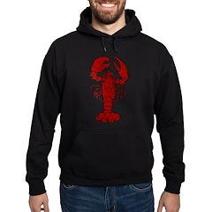 Lobster Hoodie (dark)