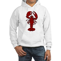 Lobster Hooded Sweatshirt