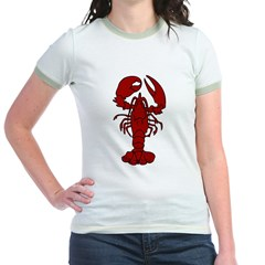 Lobster Jr. Ringer T-Shirt