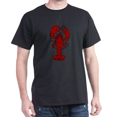 Lobster Dark T-Shirt
