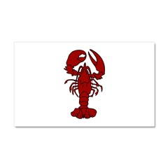 Lobster Car Magnet 20 x 12