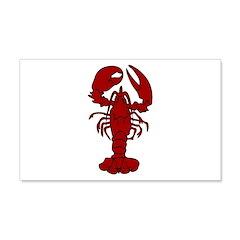 Lobster 22x14 Wall Peel