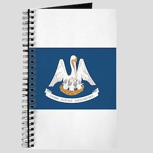 Louisiana State Flag Journal