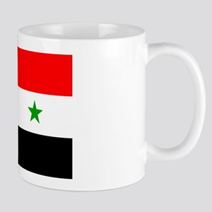 Flag of Syria Mug