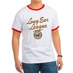Long Ear League Ringer T
