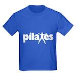 New! Pilates by Svelte.biz Kids Dark T-Shirt