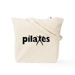 New! Pilates by Svelte.biz Tote Bag