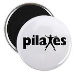 New! Pilates by Svelte.biz Magnet