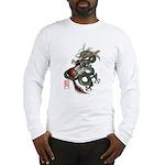 DragonGuitar(T) Long Sleeve T-Shirt