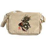 DragonGuitar(T) Messenger Bag