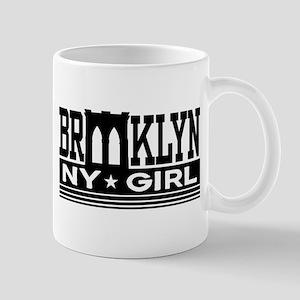 Brooklyn NY Girl Mug