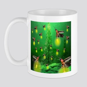 Firefly Christmas Tree Mug