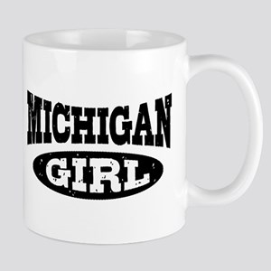Michigan Girl Mug