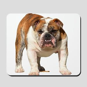 Bulldog Items Mousepad