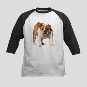 Bulldog Items Kids Baseball Jersey