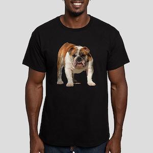 Bulldog Items Men's Fitted T-Shirt (dark)