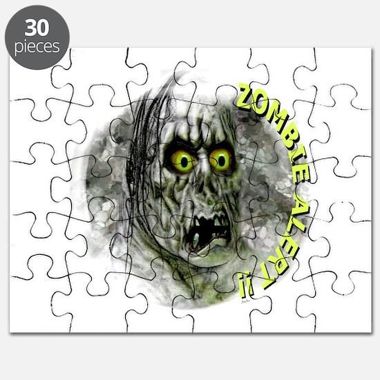 zombie alert Puzzle