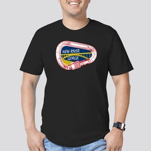 New River Gorge Climbing Carabiner T-Shirt